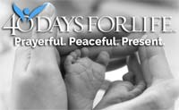 40 Days for Life 2018